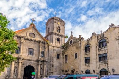 כנסיית סן - אינטרמורוס מנילה