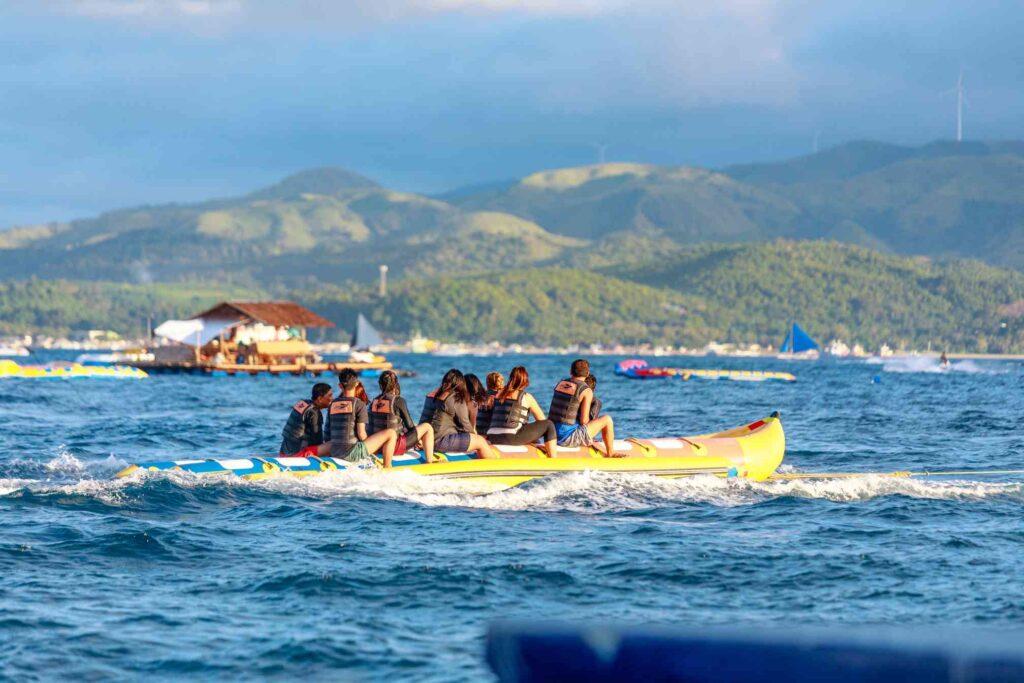 אטרקציות בבורקאי פיליפינים