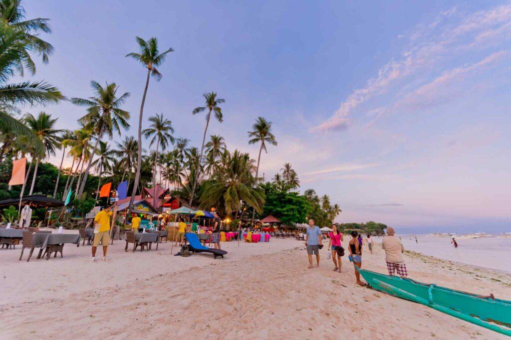 בוהול פיליפינים