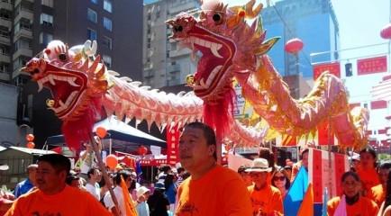 ראש השנה הסיני בפיליפינים